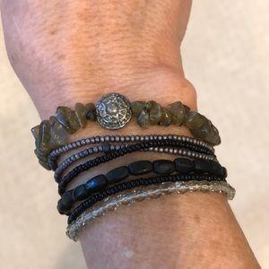 Jewelry - Fun stretchy bracelets!